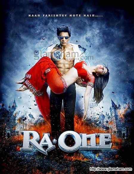 Shahrukh Khan Movie Posters Poster Ra One Poster Ra One Movie