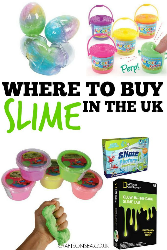 where to buy slime in the uk slime. Black Bedroom Furniture Sets. Home Design Ideas