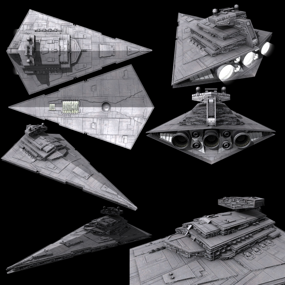 Star Destroyer Top View Google Search Imperial Star Destroyers Star Destroyer Star Wars Ships