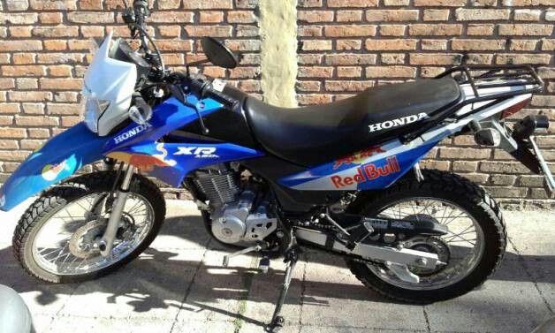 Honda Xr 150l Bross Honda Motocross Motos