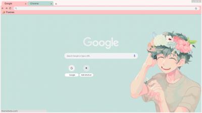 Pastel Chrome Themes Themebeta Theme Pastel Art My Hero