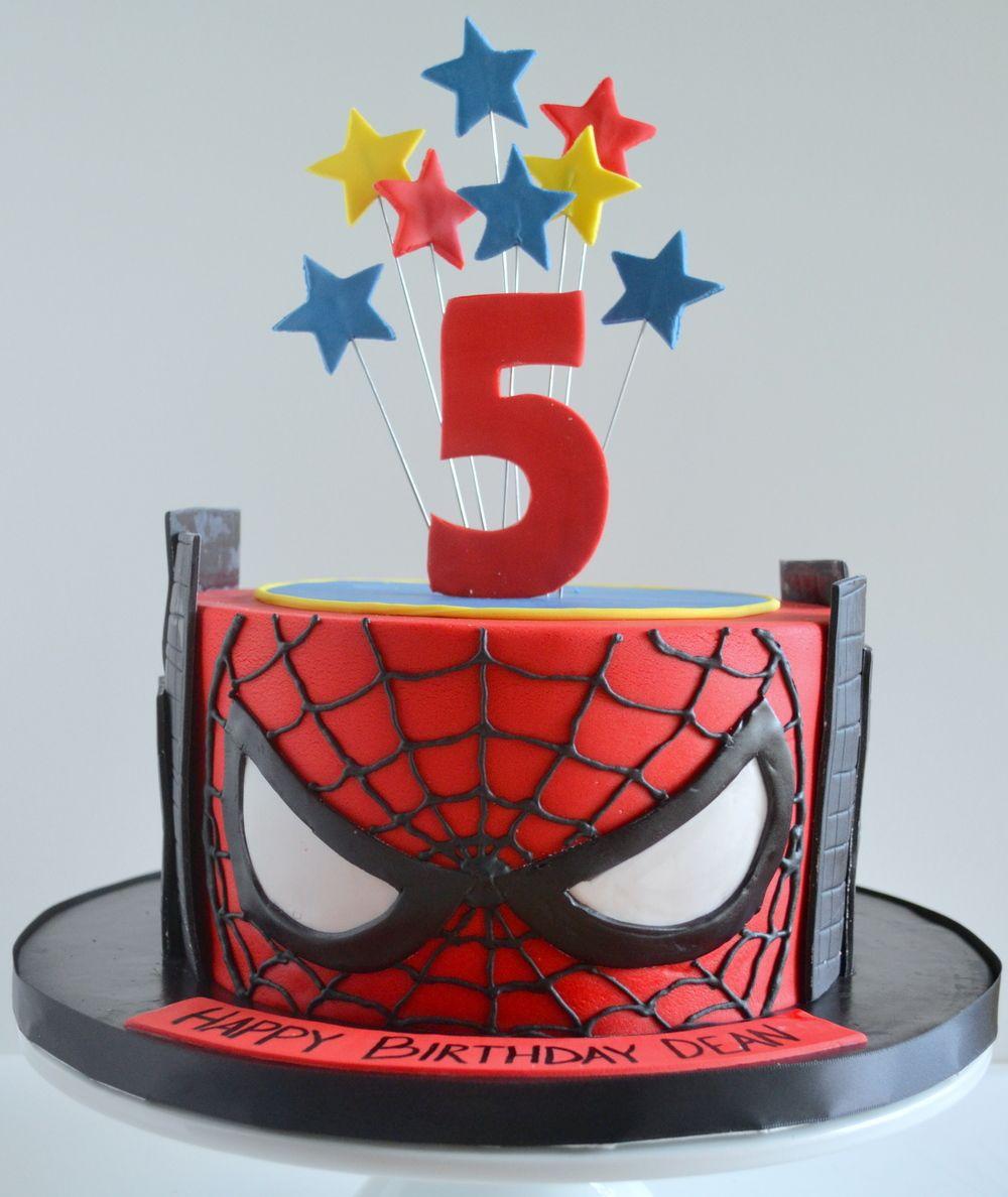 Bildergebnis Fur Minion Spiderman Cake Torten Kuchen Geburtstag