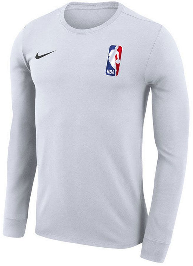 62f56dcc2794 Nike Men s Nba League Logo Dri-fit Team 31 Long Sleeve T-Shirt
