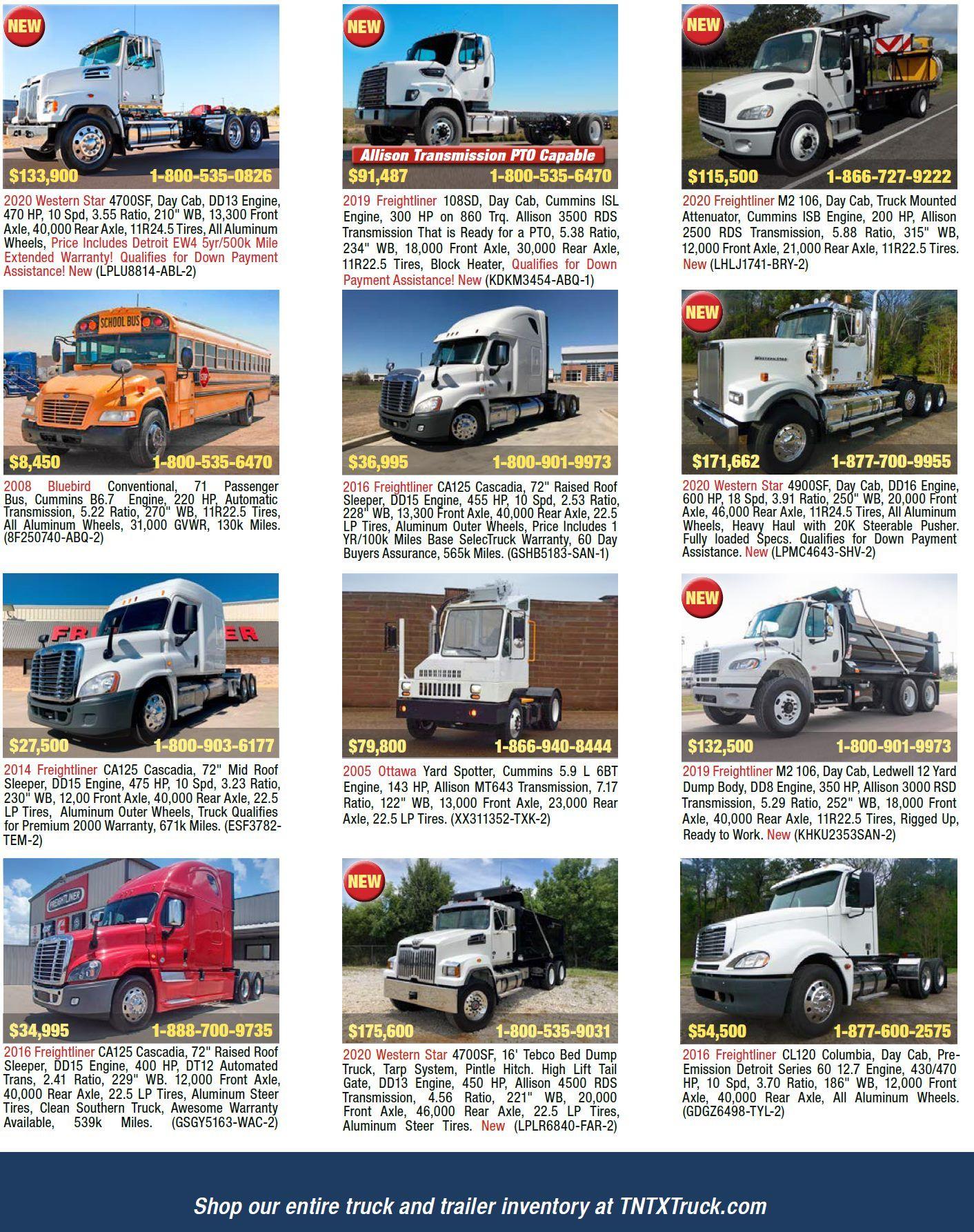 Lonestar Truck Group Texarkana In 2020 Heavy Duty Trucks Automobile Marketing Automotive Marketing