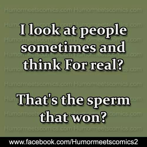 Right?#?