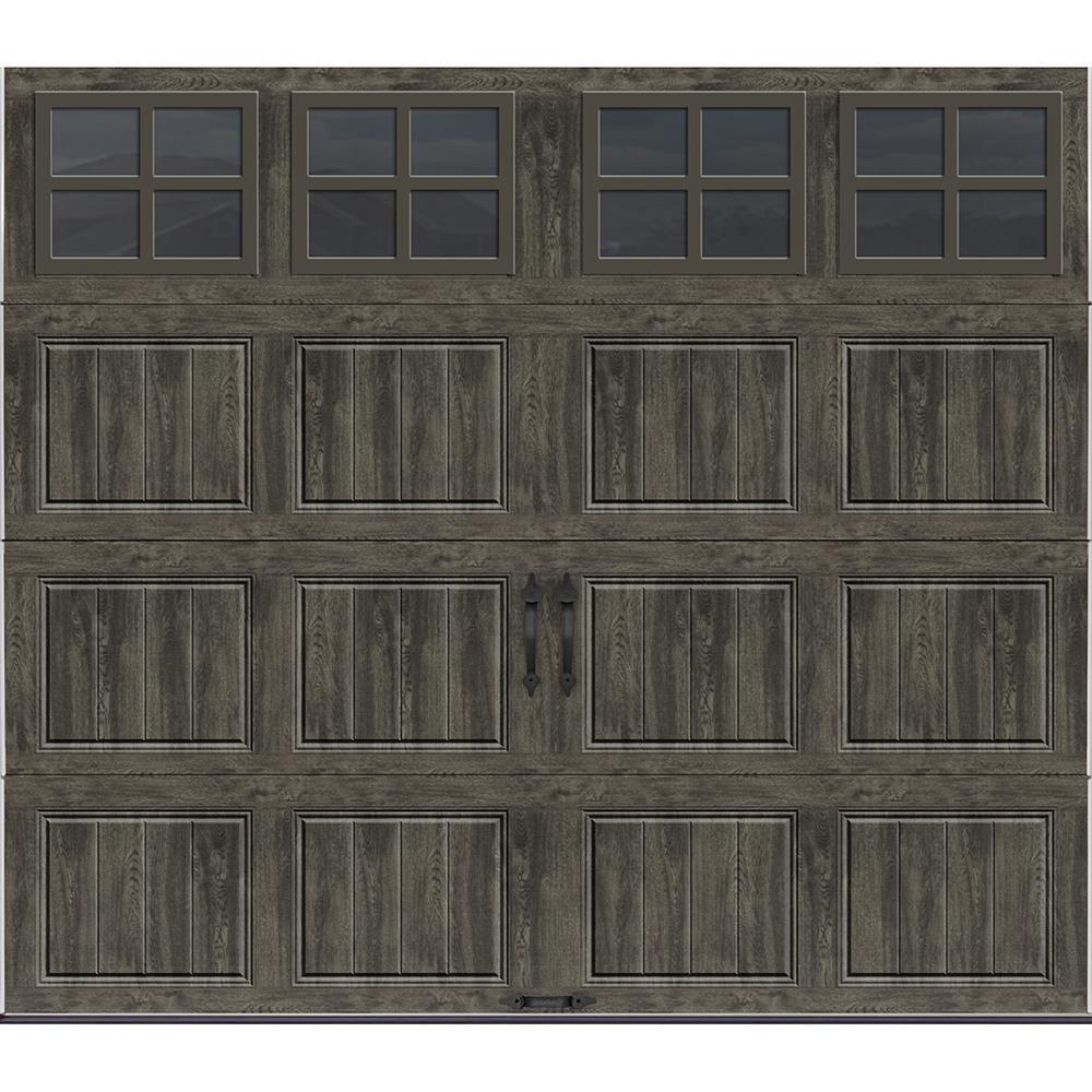I Love This Splendid Garage Door Makeover Garagedoormakeover In 2020 With Images Garage Doors Garage Door Design Faux Wood Garage Door