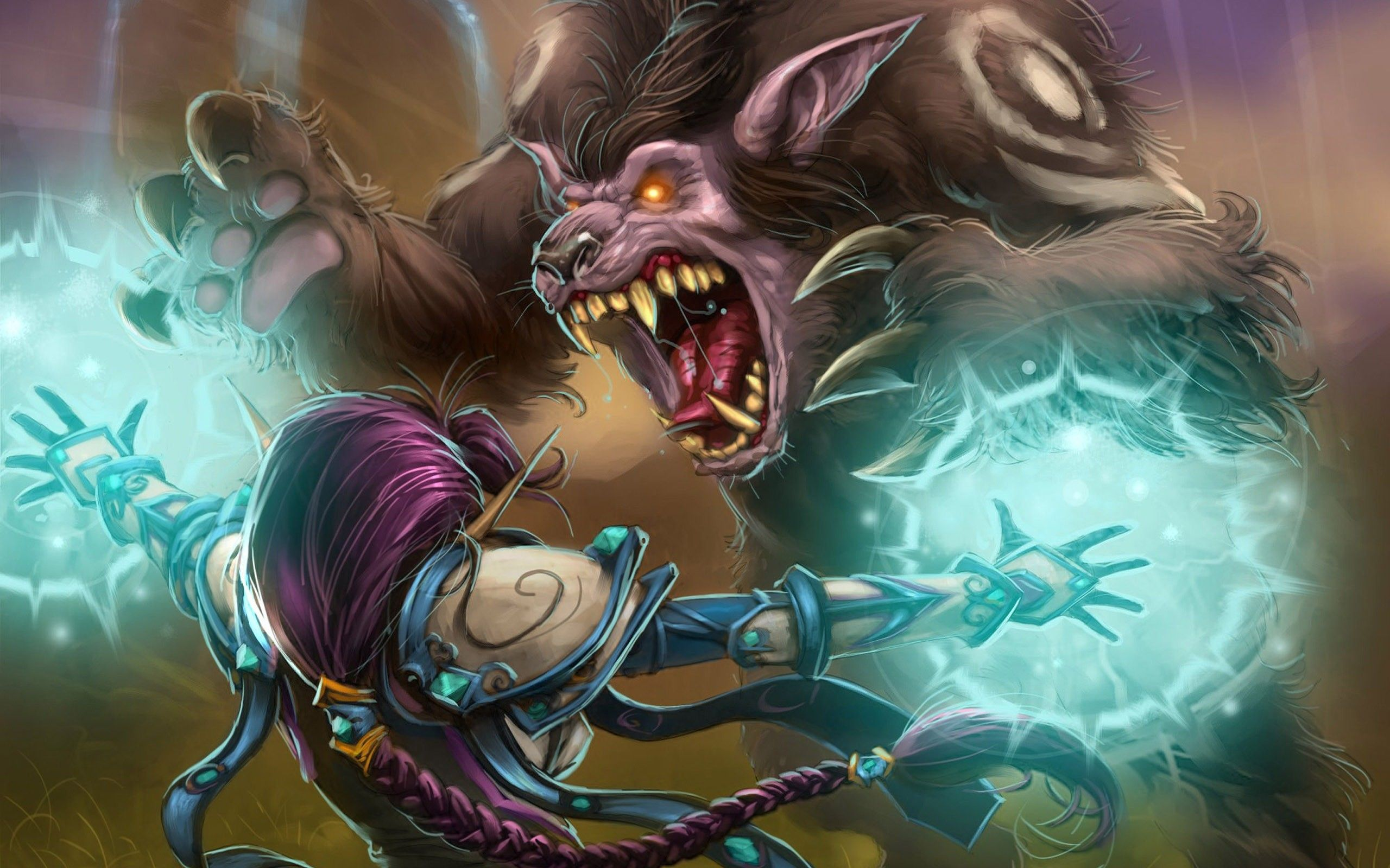 Wow Druid Wallpapers Top Free Wow Druid Games Backgrounds Hd
