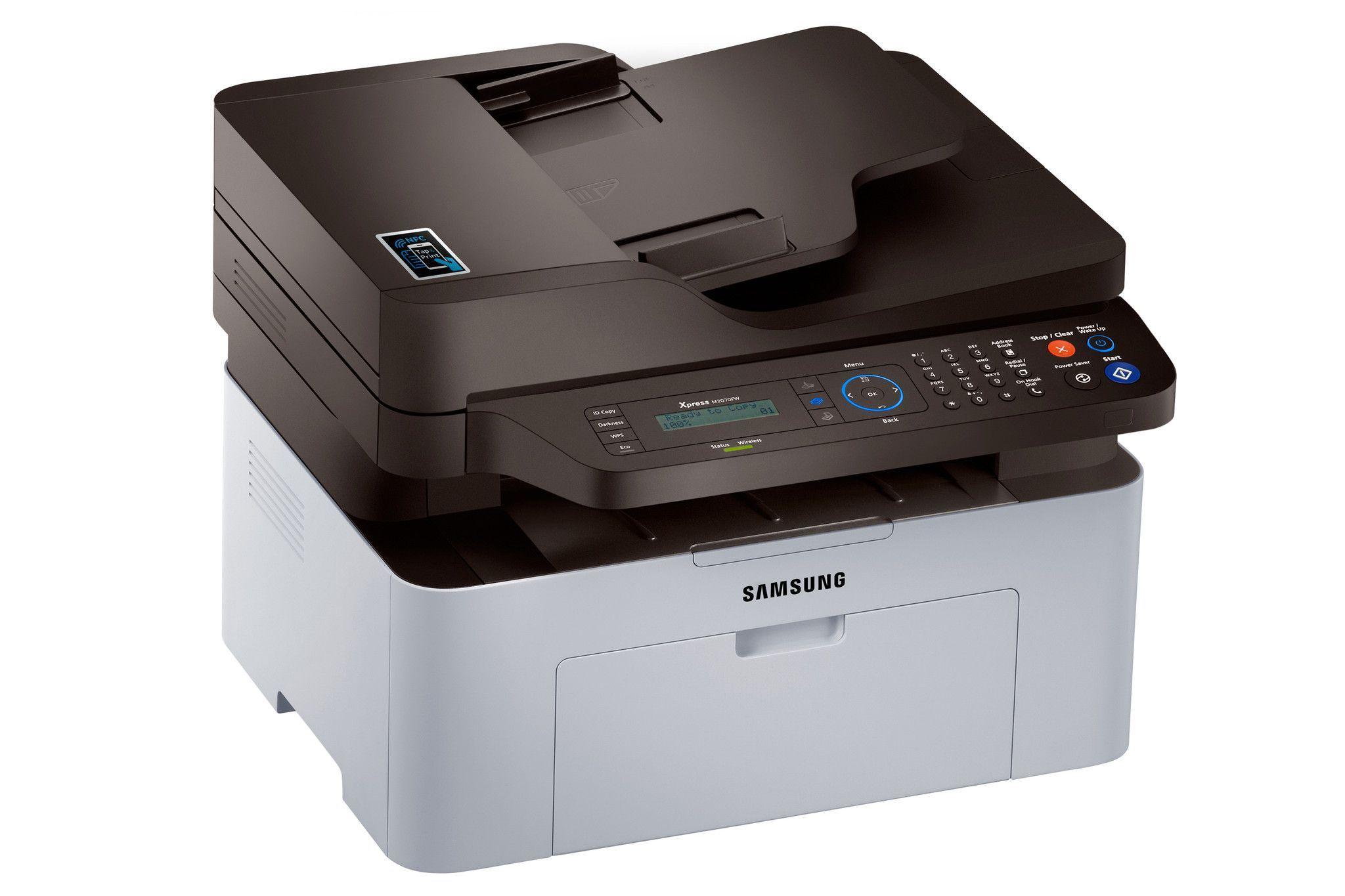 Monochrome Laser MFP Xpress - Samsung IT - SL-M2070FW/XAA
