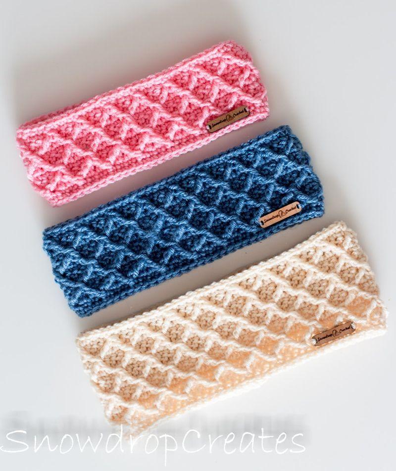 Photo of Einfach häkeln Stirnbänder