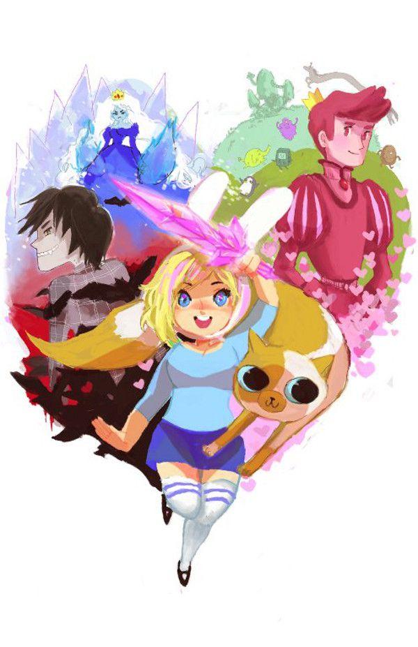 Adventure Time Fan Art | Adventure time anime, Adventure ...