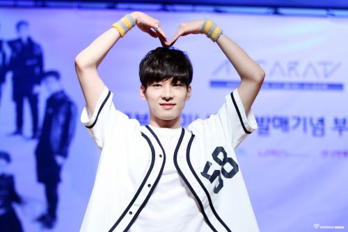 Seventeen #Wonwoo