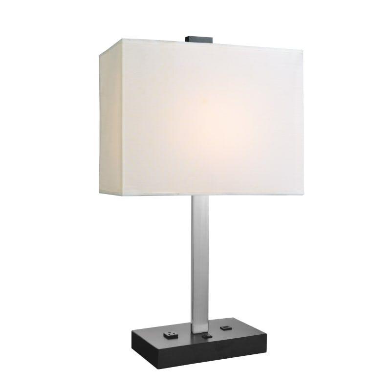 Lite Source Ls 23208 Maddox Li Single Light 29 Build Com Table Lamp Lamp Black Table Lamps