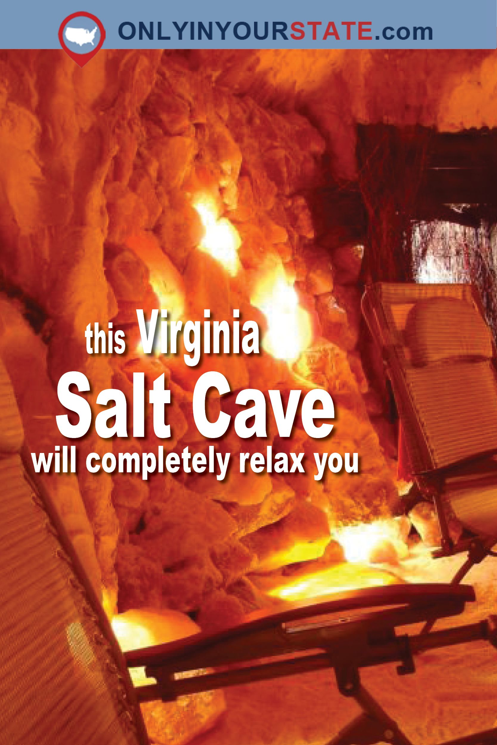 The Incredible Salt Cave In Virginia That Completely Relaxes You in