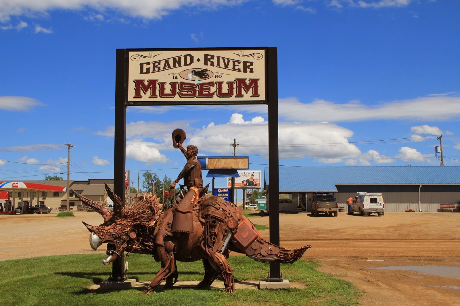 Grand River Museum Lemmon Sd