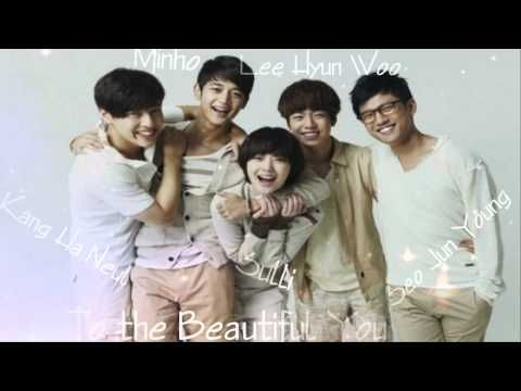 To the Beautiful You( For You In Full Blossom Ost part 1)_Minho & Sulle & Lee Hyun Woo