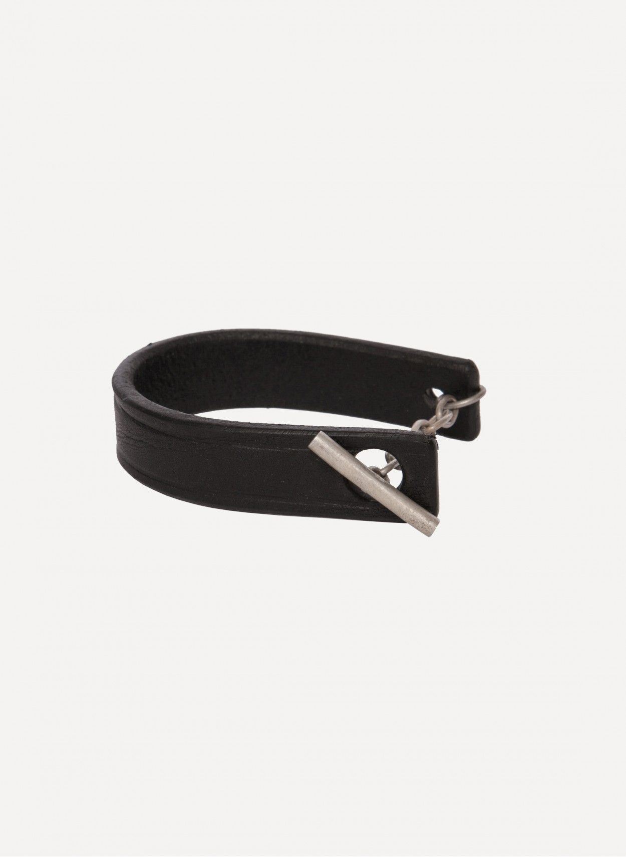 Parts Of Four leather band bracelet - Black