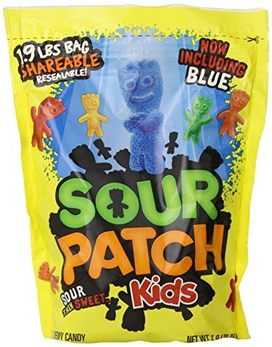 Sour Patch Kids 1 9 Pound Bags Pack Of 2 Sour Patch Http Www Amazon Com Dp B004kc23u4 Ref Cm Sw R Pi Dp Zkn9tb0rz9nk Sour Patch Kids Sour Patch Kids Candy