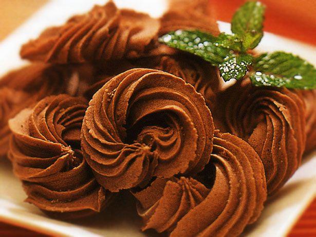 Resep Semprit Cokelat Kue Kering Resep Makanan