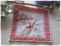 Kuchendeko Im Landhaus Look Rot Weiss Red White Pinterest