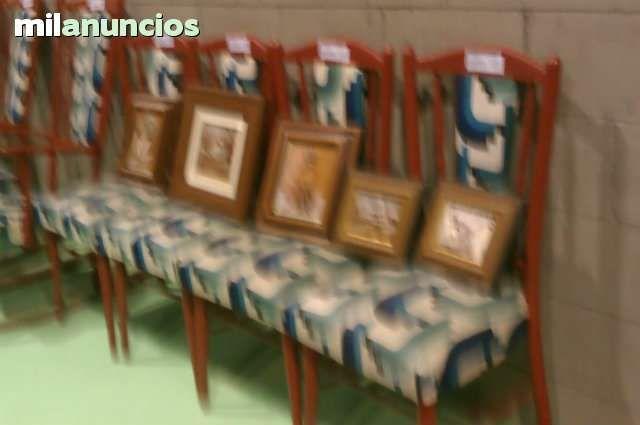 Se venden sillas de comedor a juego precio por unid para enviar ...