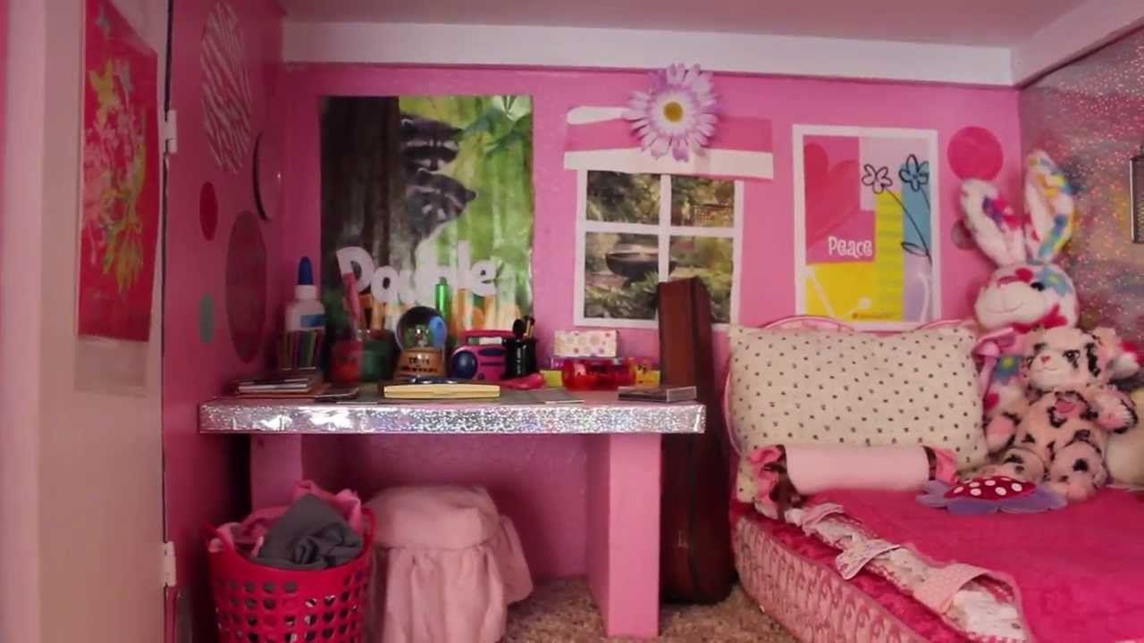 Huge american girl doll house tour 2014 rockstar13studios