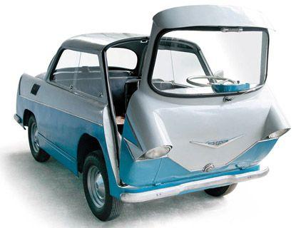 Polish Smyk Generation B30 Microcar イセッタ マイクロカー コンセプトカー