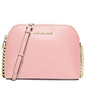 95edbf56f982ba MICHAEL Michael Kors Cindy Large Dome Crossbody - MICHAEL Michael Kors -  Handbags Accessories - Macys