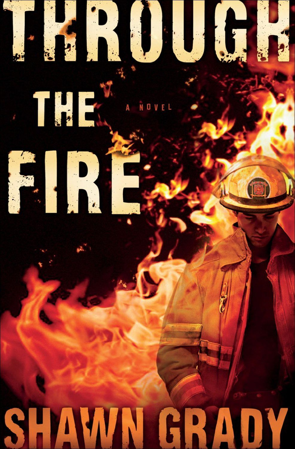 Through the Fire First Responders Book 1, by Shawn Grady