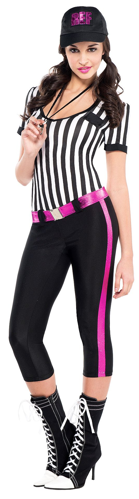Instant Replay Referee Costume.