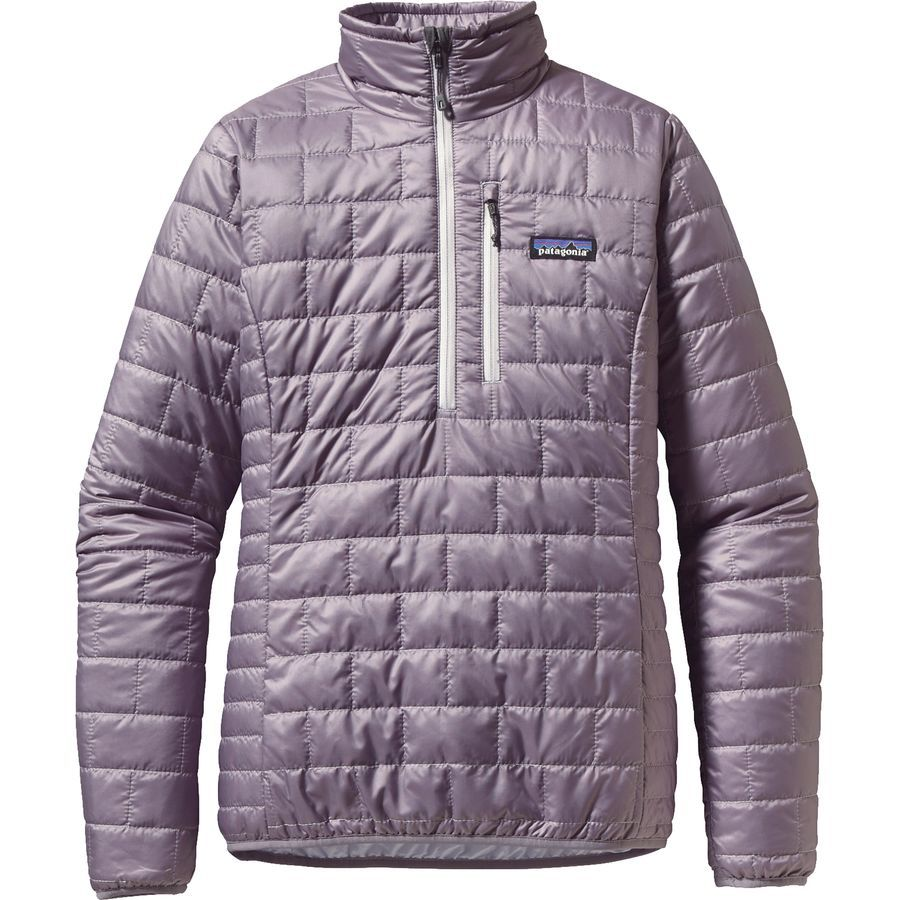 Rustic Purple Insulated jacket women, Patagonia nano