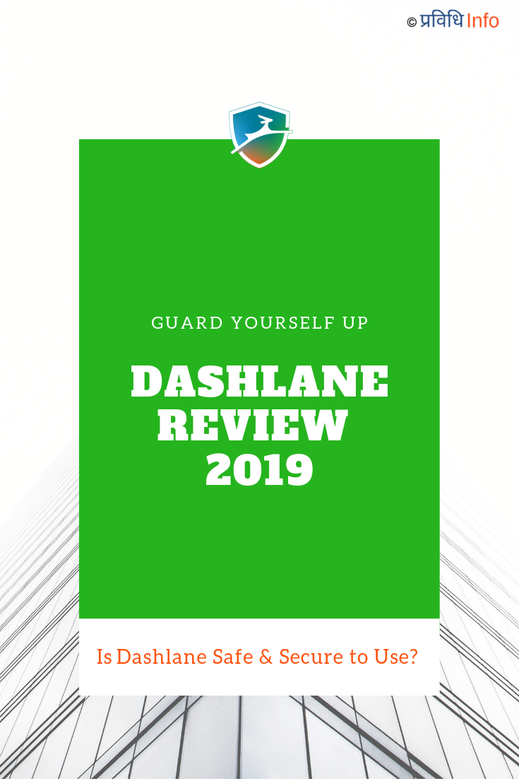 Dashlane 6 is not just another password manager but has come