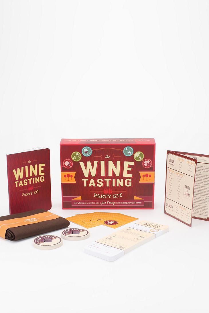 Wine Tasting Kit Wine Tasting Kit Blind Wine Tasting Game Wine And Cheese Party