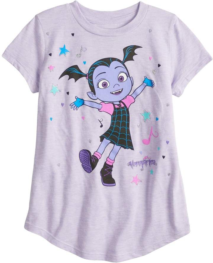 81975f01a536 Disney Junior Vampirina Girls 4-10 Graphic Tee by Jumping Beans® in ...