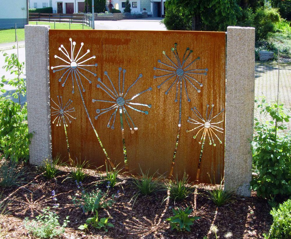 PARAS Sichtschutzwände Garten Pinterest