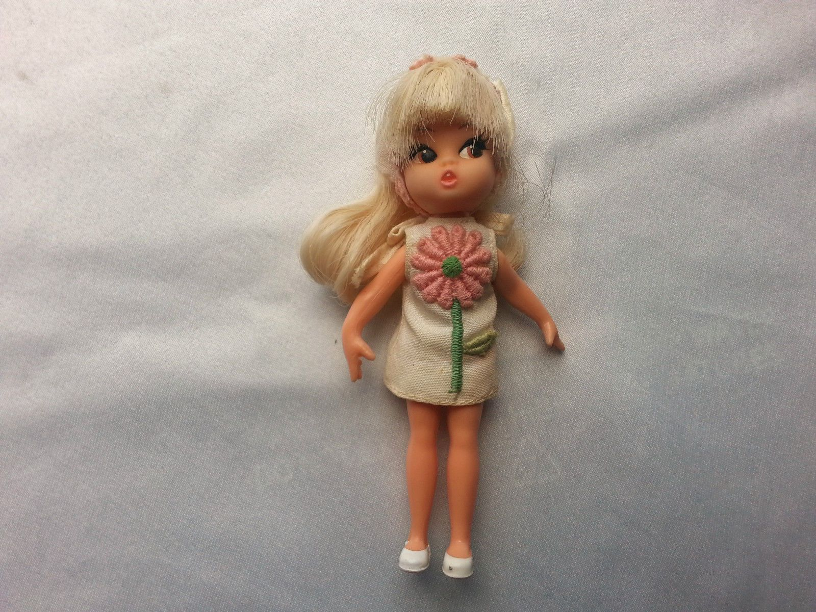 Beautiful Vintage Hasbro Dolly Darling Sunny Day Complete Outfit with RARE Scarf | eBay