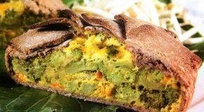 Nutrición funcional – Pastel de brócoli y choclo (maíz)