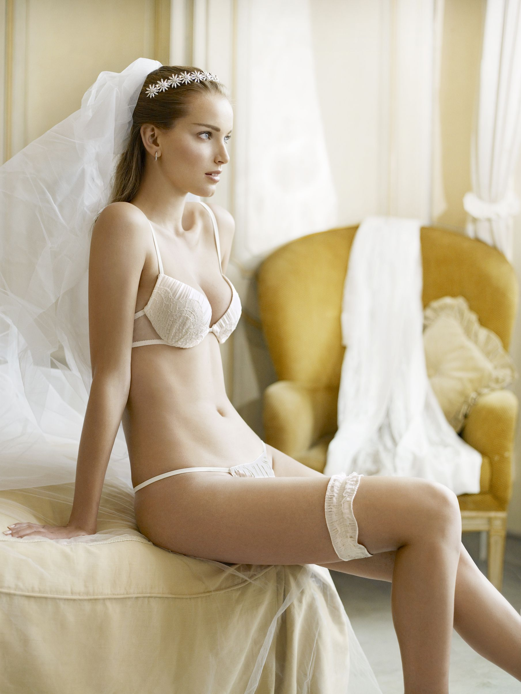The perfect bridal set by LaPerla  LaPerla 1d5ba11f5
