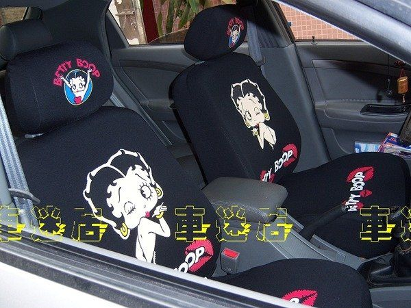 Betty Boop Car Seat Cover Covers Seats Jamaica