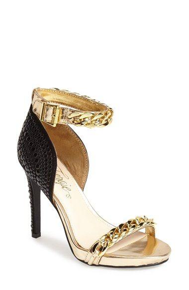 Fergie 'Razor' Sandal (Women) available at #Nordstrom