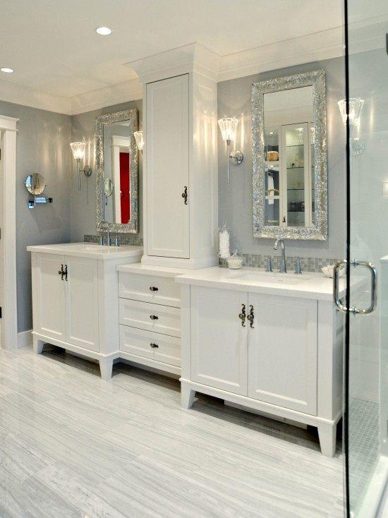 Modern Jack And Jill Bathroom Designs