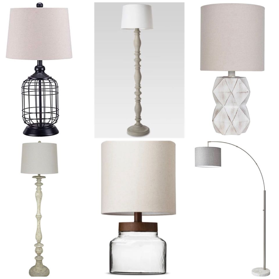 Farmhouse style lamps round up farmhouse lamps home