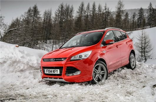Ford Gives Uk New Top Spec Kuga Titanium X Sport Edition