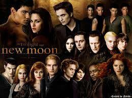 Twilight S New Moonmichely Twilight New Moon Twilight Saga New