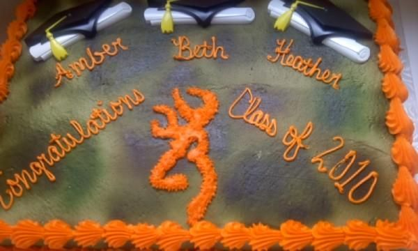 What my graduation cake is going to look like!! :-) ordered it yesterday!