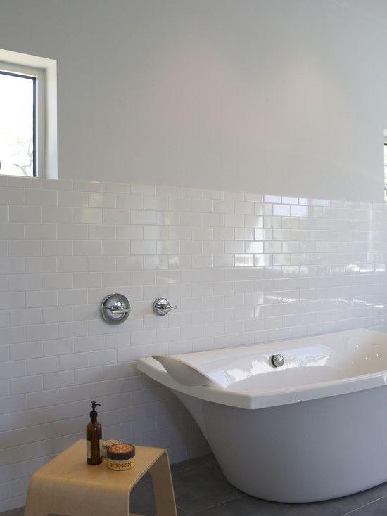 Spaces Small Bathroom Floor Tile Design, Pictures, Remodel, Decor ...