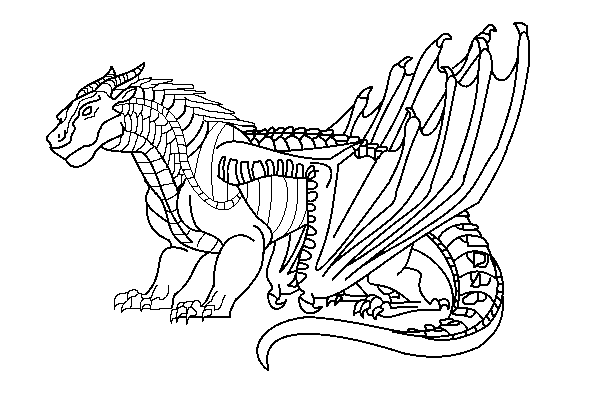 Mudwing Base By Windymoonstorm Wings Of Fire Wings Of Fire Dragons Dragon Sketch