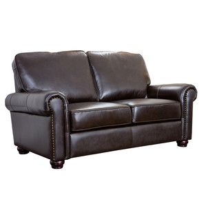 Remarkable Loretta 68 Leather Loveseat Toms Living Room Leather Bralicious Painted Fabric Chair Ideas Braliciousco