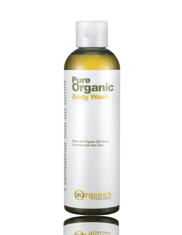 DrJ Organics Pure Organic Body Wash Synthetic chemical