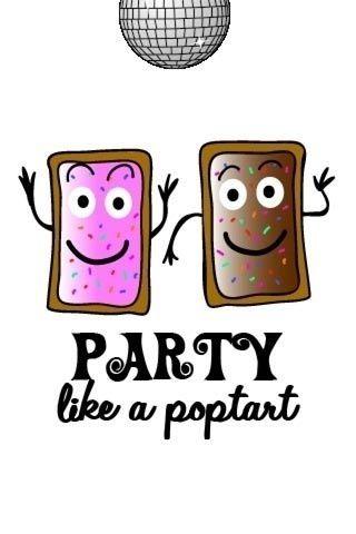 Party like a poptart!!