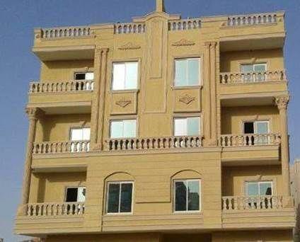 عقار ستوك شقة للبيع بالشروق 165م بجوار كمبوند حسن علام امام مدينتي House Styles Mansions House